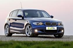 BMW verhuur op Kreta, Eye Drive autoverhuur in Stalis Kreta.